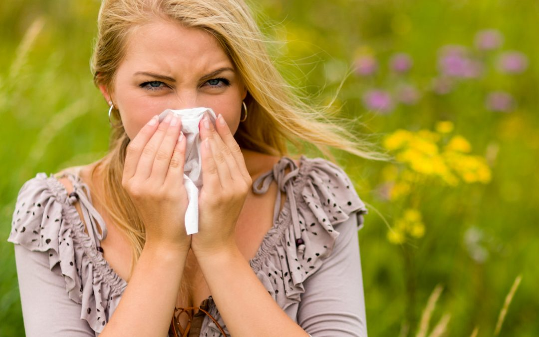 Sneezing your Way into Depression